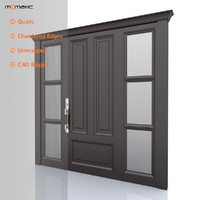 entry door 3d model