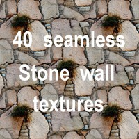 Stone Wall Mega Collection 2