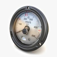 ac voltmeter 02 max