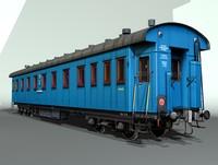 maya passenger rail cars e20m
