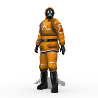 3d exterminator character model