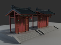 ancient chinese architecture elements max