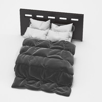 max bed blanket pillows