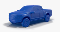 All-New Ford F-150 Raptor 3D Print
