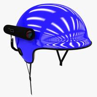 3d helmet cam camera
