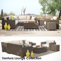 Crate & Barrel Ventura Lounge Collection - Set I