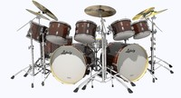 ludwig classic maple drum kit 3d max