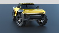 obj offroad concept generic