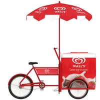 ice cream cart obj