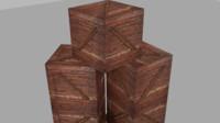 crate asset obj