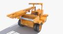 hydraulic hammer 3D models