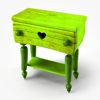 doll night stand obj
