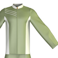 clothes garment coat 3d model
