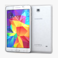 samsung galaxy tab 4 3d model