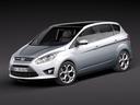 Ford c-max 3D models