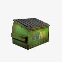free x model dumpster