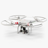 dji phantom 2 quadcopter max