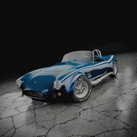 3ds shelby cobra 427