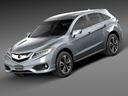 Acura RDX 3D models