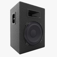 3d model speaker separated