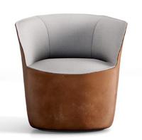 3dsmax jardan armchair chair