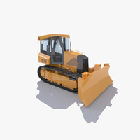 3d bulldozer industry