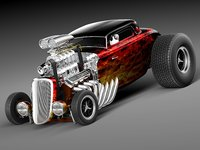 Ford 1933 HotWheels Hot Rod