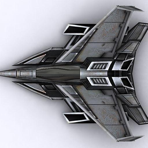 3DRT - Sci-Fi Fighter 5