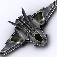sci-fi fighter 3d 3ds