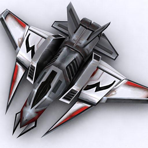 3DRT - Sci-Fi Fighter 13