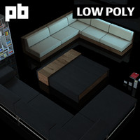3d items modern furniture pack