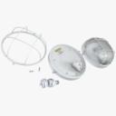 Flood Light Bulb 3D models