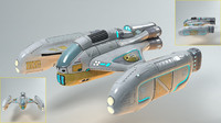 3d space interceptor