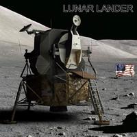 lunar lander 3d 3ds