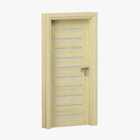 doors handle 3d max