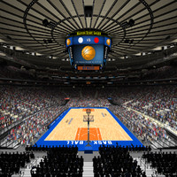MSG Basketball Arena (RT)