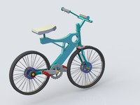 dwg bicycle cycle
