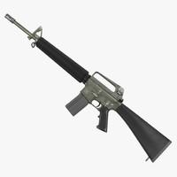 max rifle m16a2