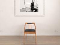 3dsmax metropolitan arm chair