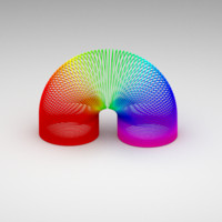 3ds max slinky