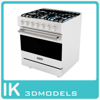 Viking 30 3 Series Self-Cleaning Dual Fuel Range - RVDR