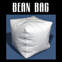 3d bean bag