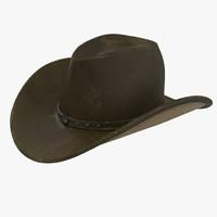 max old cowboy hat 2