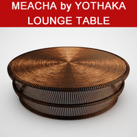 3ds max meacha yothaka table