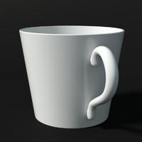 3d tea cup 1