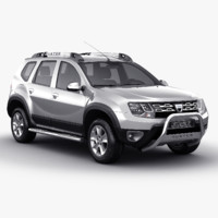 Dacia Duster Off Road