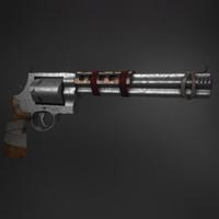 3ds max gun games