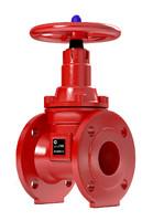resilent iron valve 30ch39r 3d model
