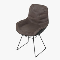 poltrona frau chair max
