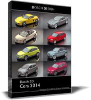 3d car 2014